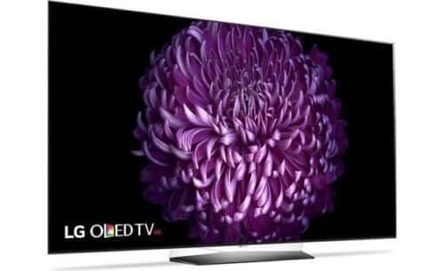 LG OLED55B7A 55-inch Smart OLED 4K Ultra HD TV with HDR