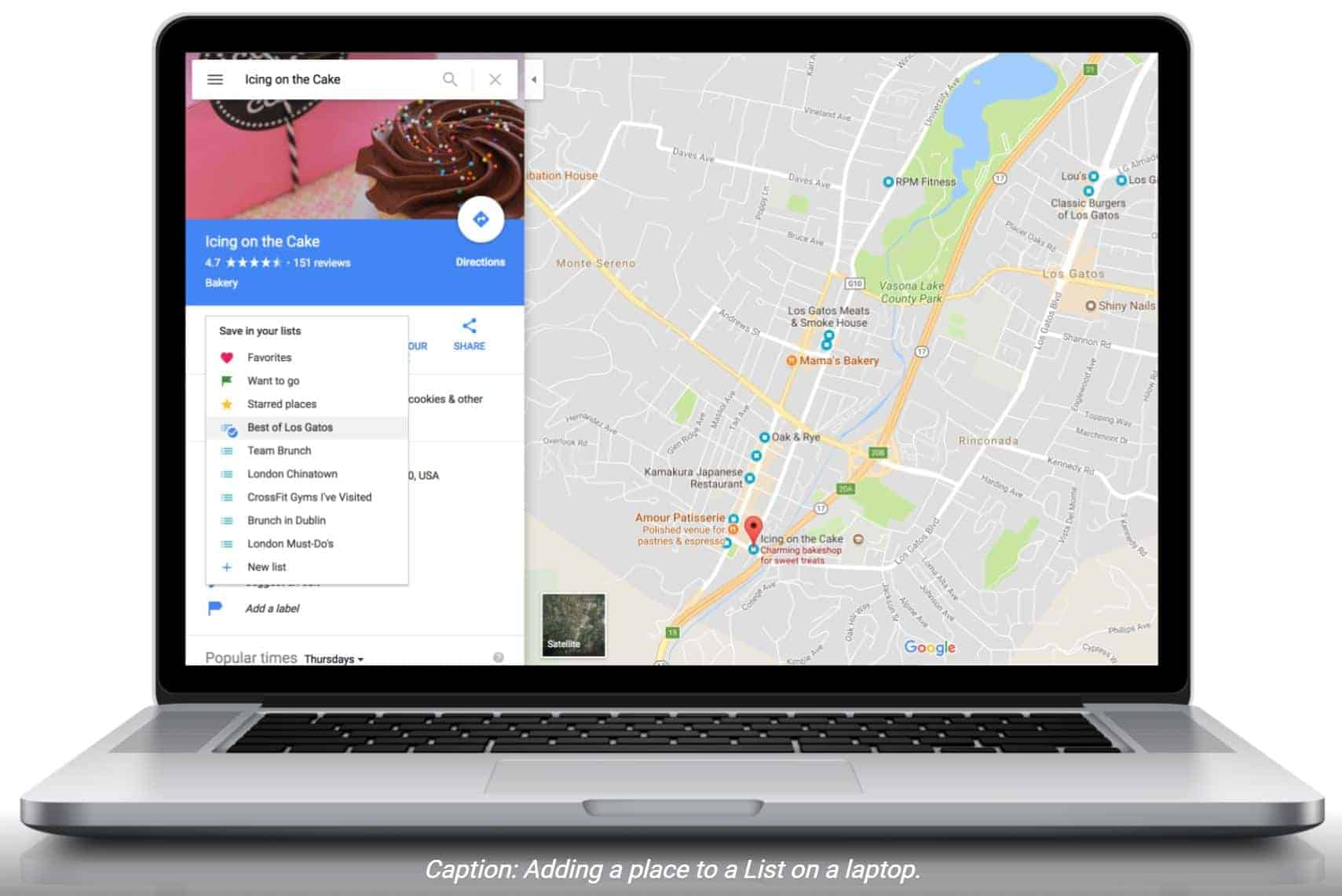 Local Guides Lists Google 1