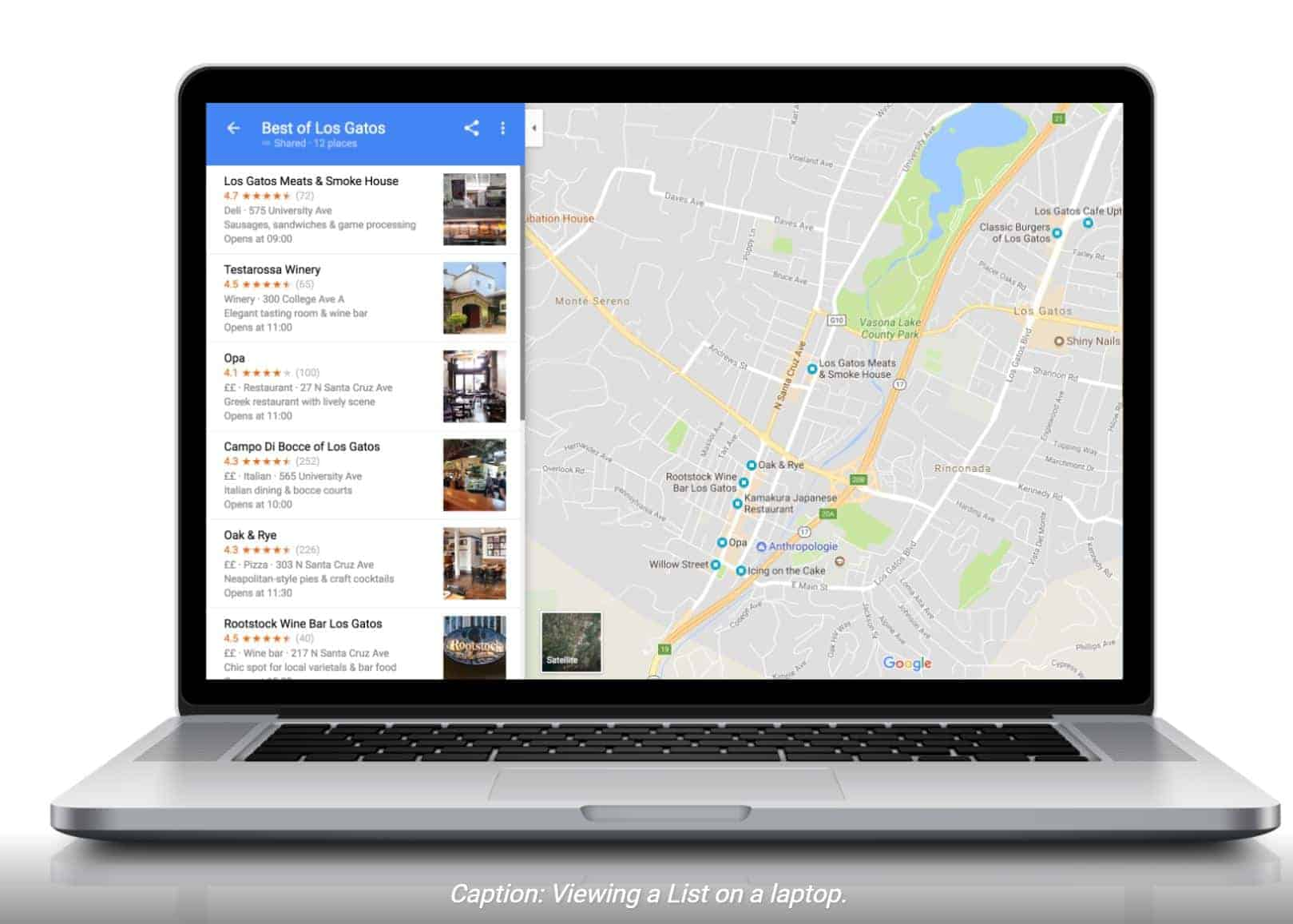 Local Guides Lists Google 2