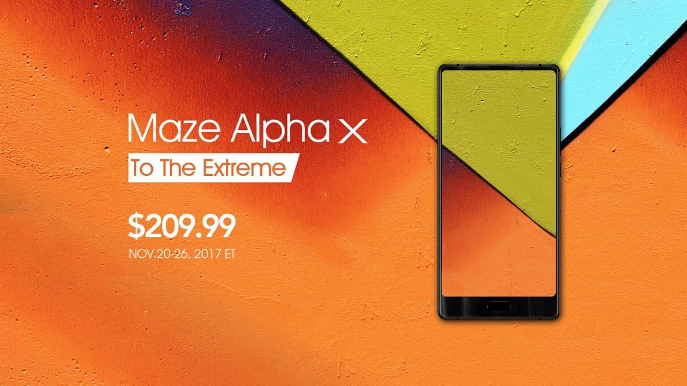 Maze Alpha X 1