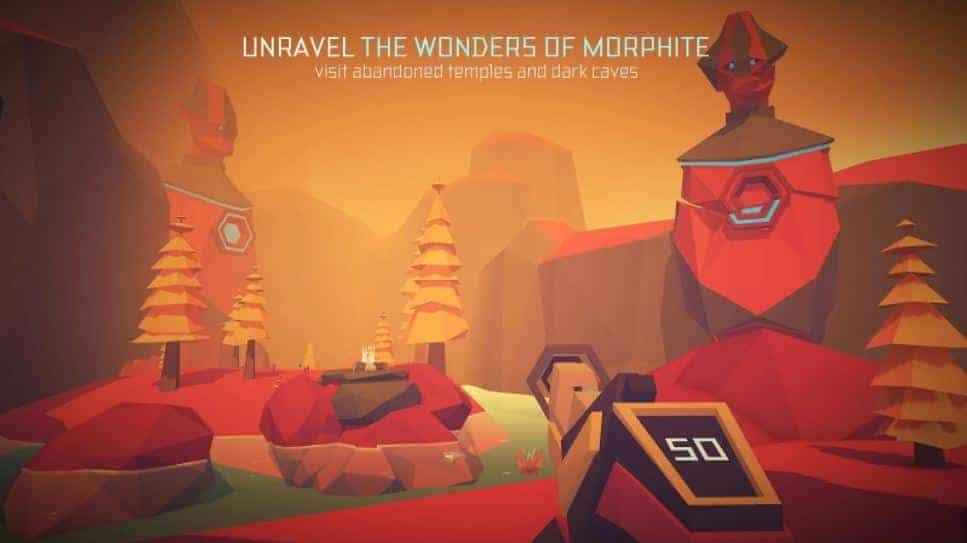 Morphite 3d FPS Planet Exploration Final Beta Google Play Screenshots 01