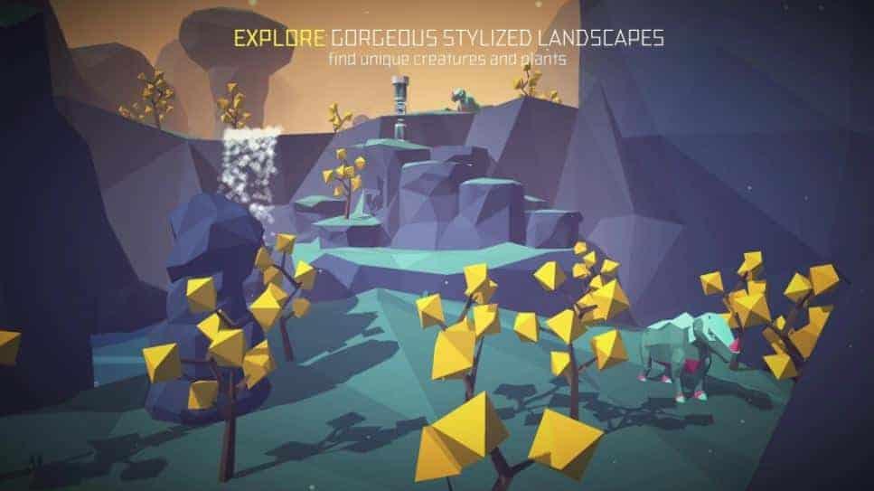 Morphite 3d FPS Planet Exploration Final Beta Google Play Screenshots 02