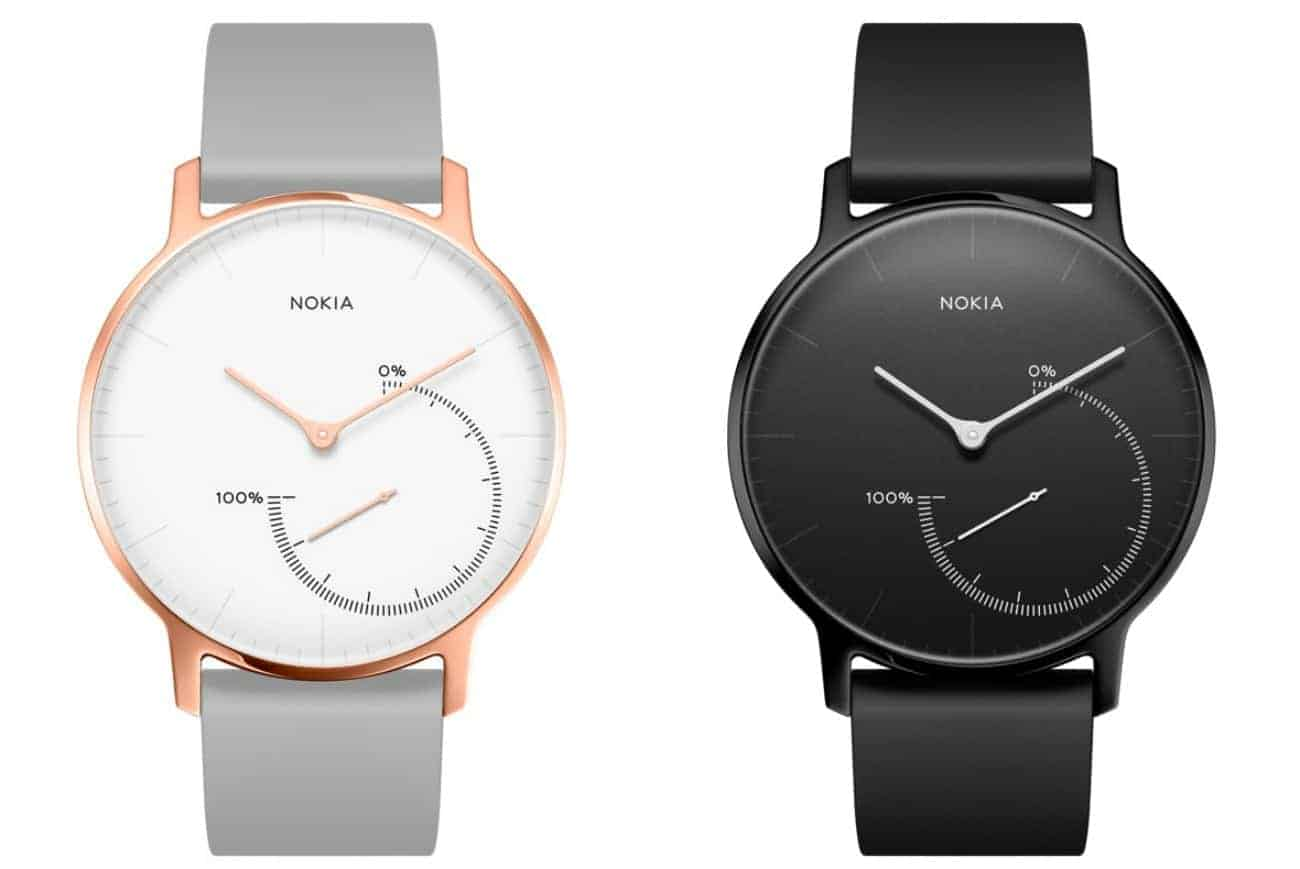 Nokia Releases Two Limited Edition Nokia Steel Colors