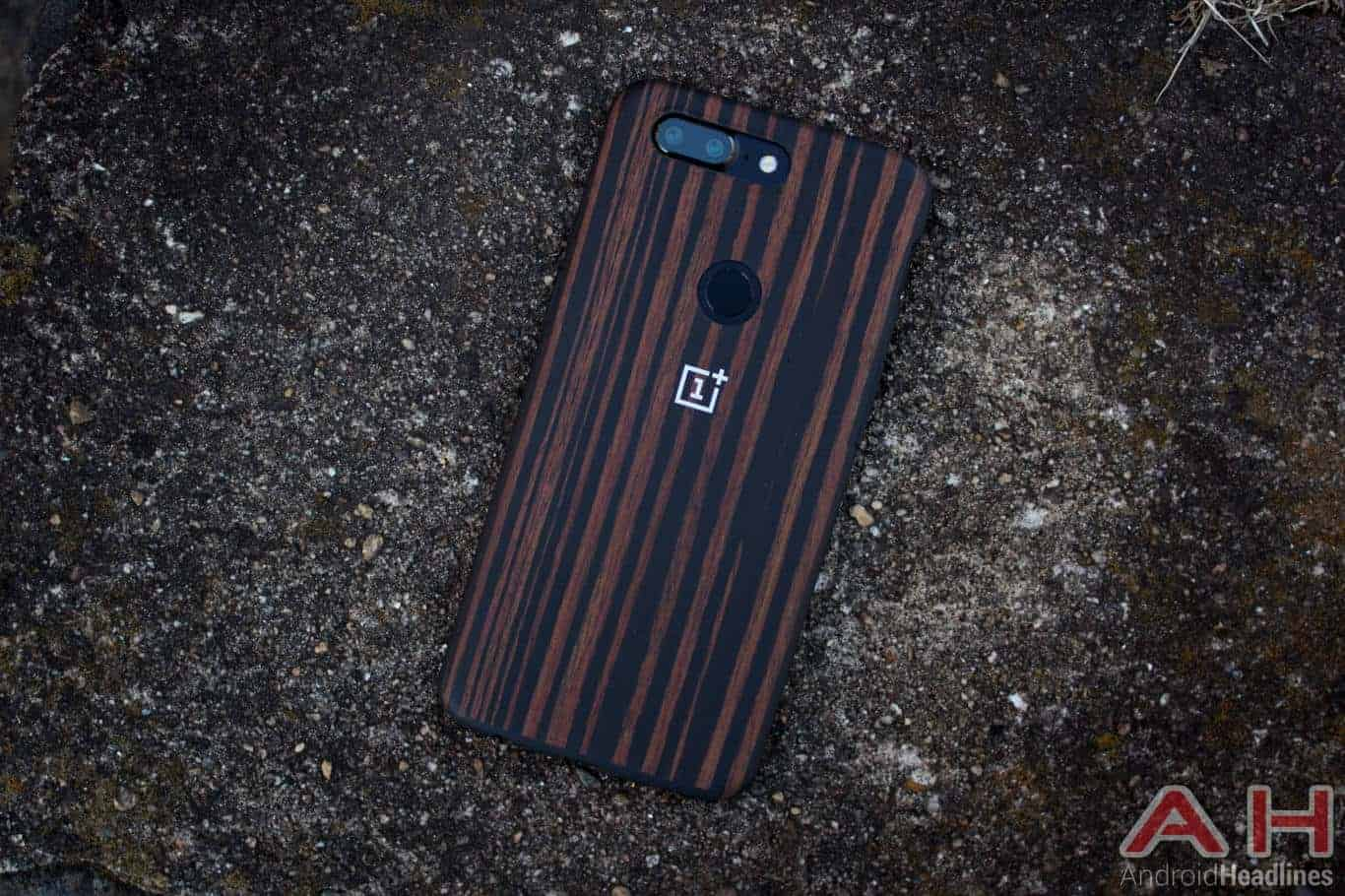Oneplus 5t AH NS 06 wood case
