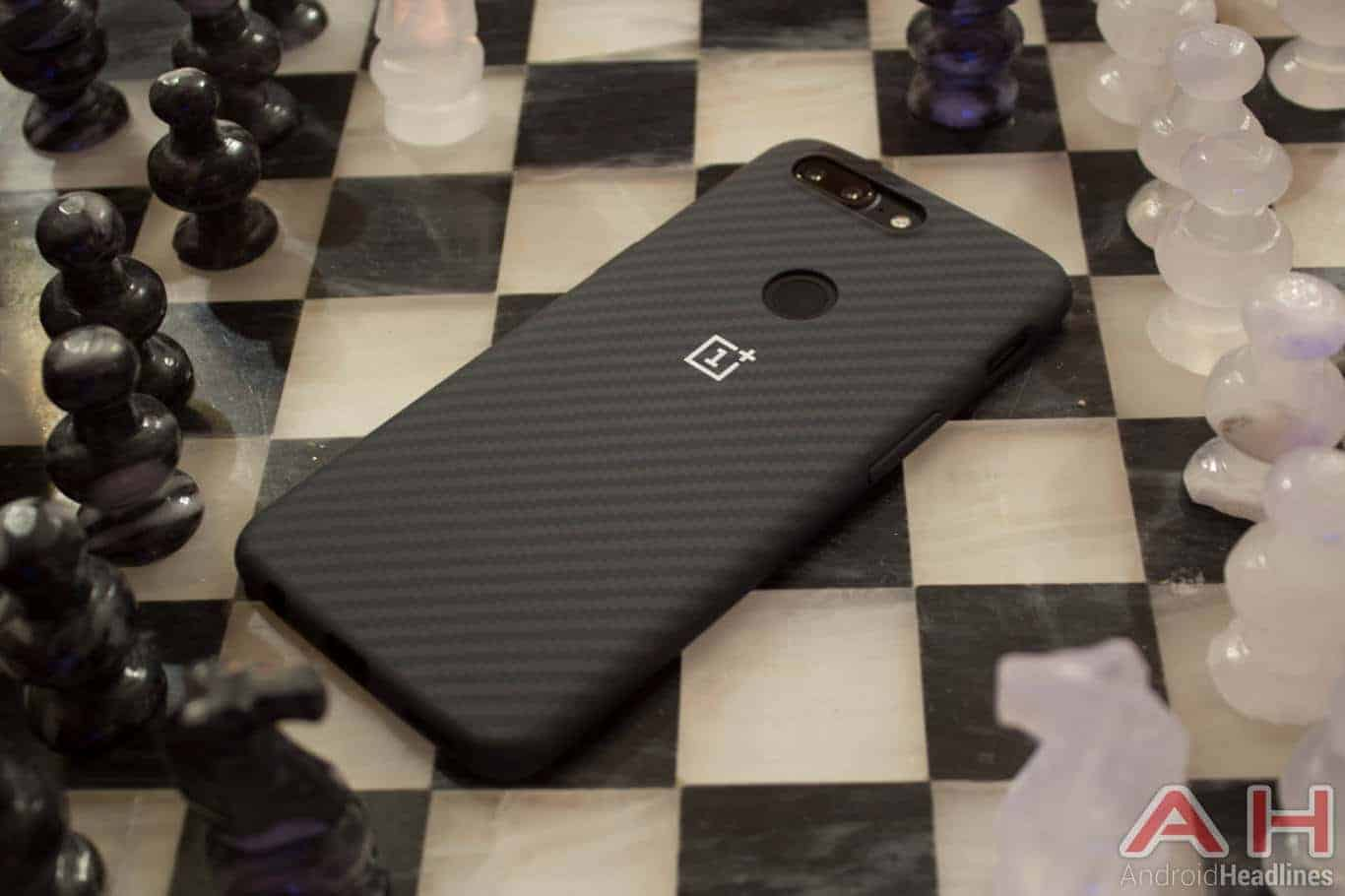 Oneplus 5t AH NS 43 carbon case
