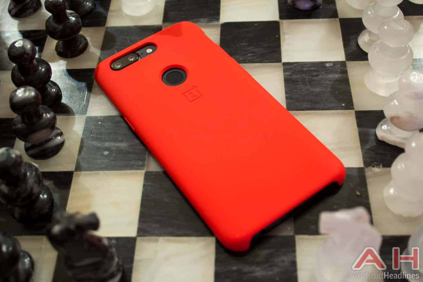 Oneplus 5t AH NS 44 red case