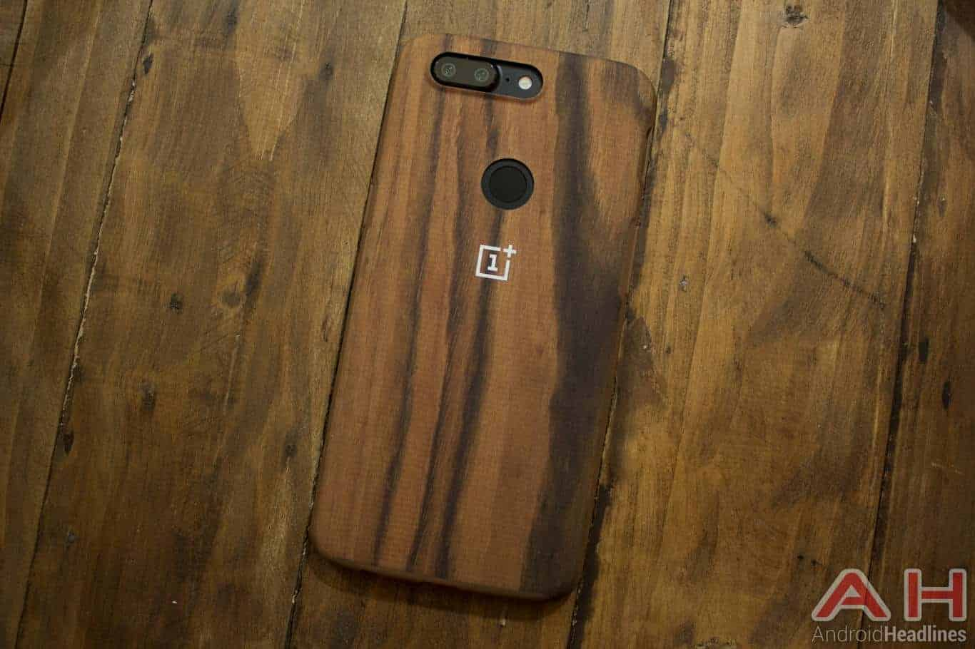 Oneplus 5t AH NS 47 wood case