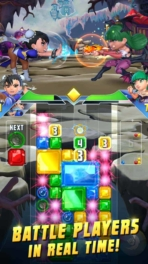 Puzzle Fighter Screenshot 1