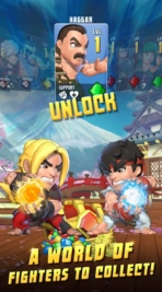 Puzzle Fighter Screenshot 2