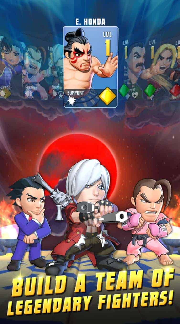 Puzzle Fighter Screenshot 5