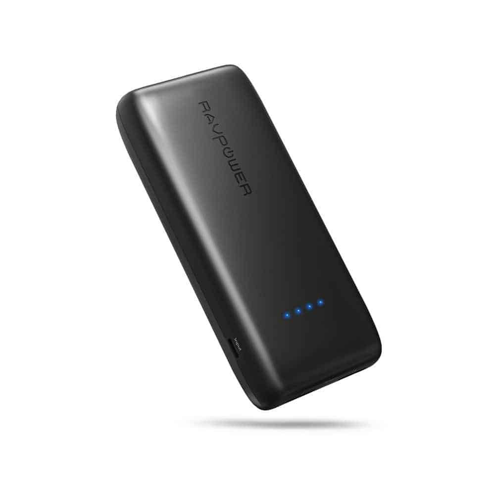 RAVPower 12,000mAh Power Pack (November 24, 5:20PM PST - 11:20PM PST)
