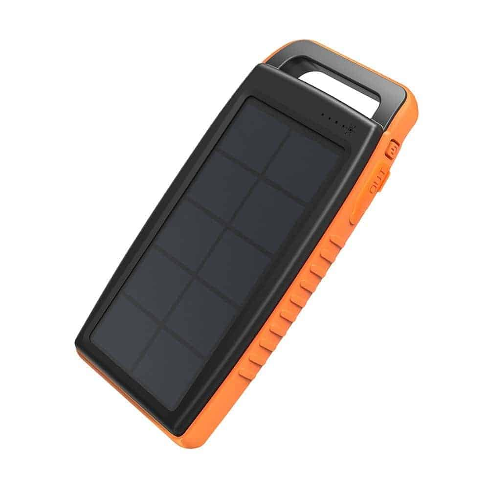 RAVPower 15,000mAh Solar Charger (November 24, 2:55PM PST - 8:55PM PST)