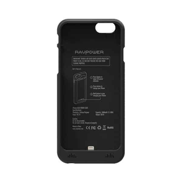 iPhone 6 3,000mAh Battery Case RAVPower (November 27, 3:10PM PST - 9:10PM PST)