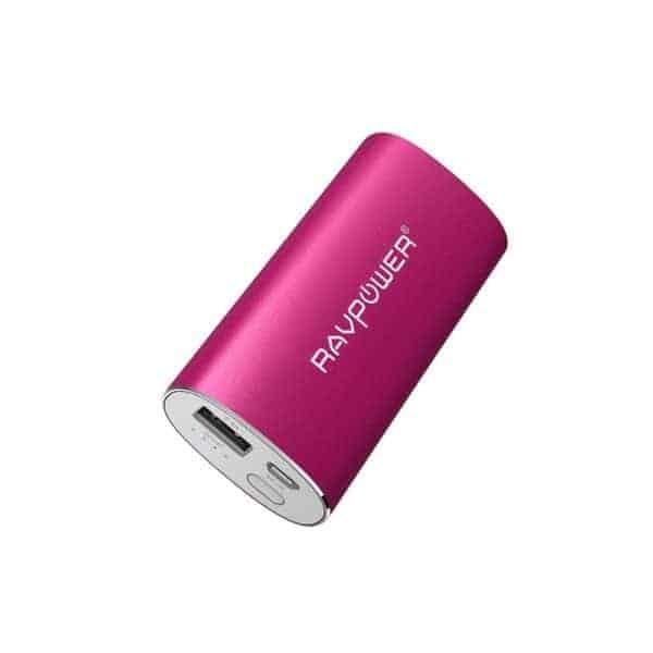 RAVPower 6,700mAh Portable Charger (November 27, 9:55PM PST - 3:55PM PST)