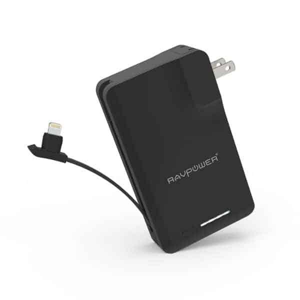 RAVPower 9,000mAh Battery Pack (November 27, 4:55AM PST - 10:55AM PST)