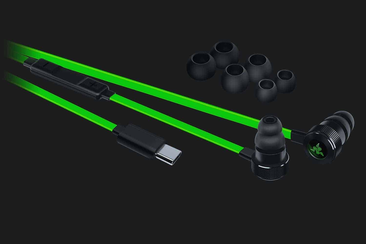 Razer Launches USB-C Model Of The Hammerhead Earbuds ...