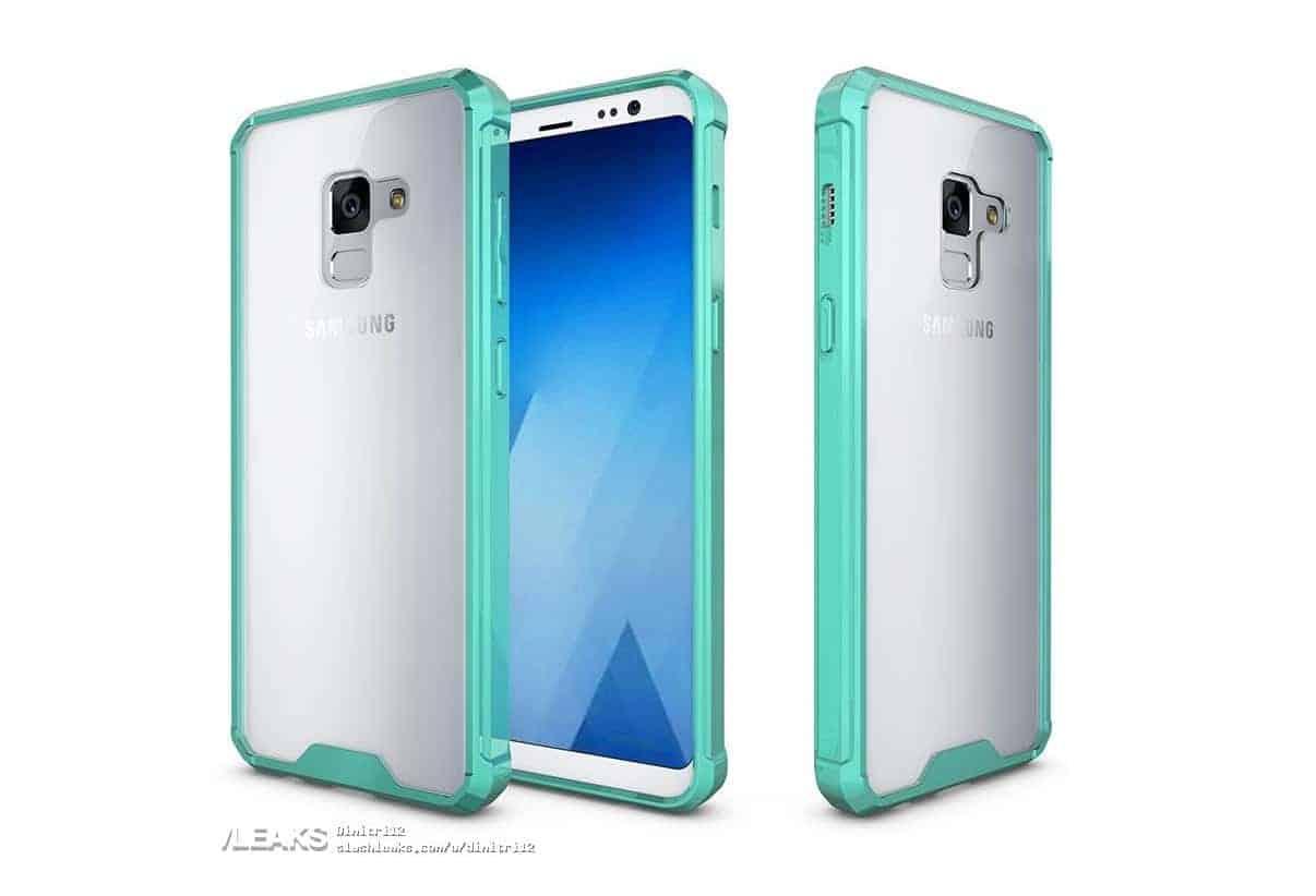 Samsung Galaxy A5 2018 Case 1