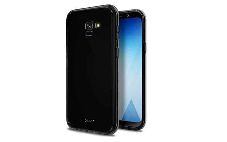 Samsung Galaxy A5 2018 Olixar Case 2