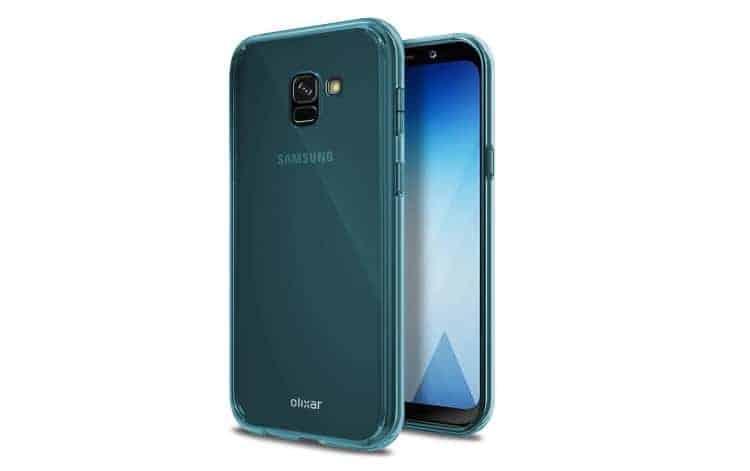 Samsung Galaxy A5 2018 Olixar Case 3