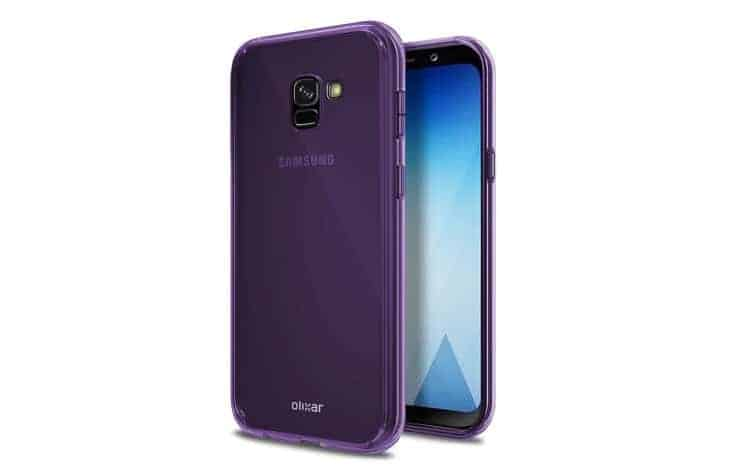 Samsung Galaxy A5 2018 Olixar Case 4