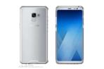 Samsung Galaxy A7 2018 gel case 1