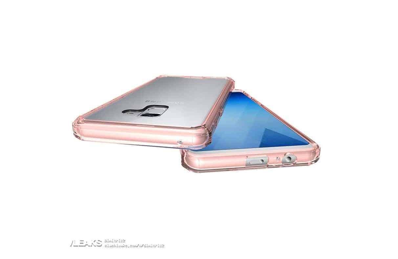 Samsung Galaxy A7 2018 gel case 4