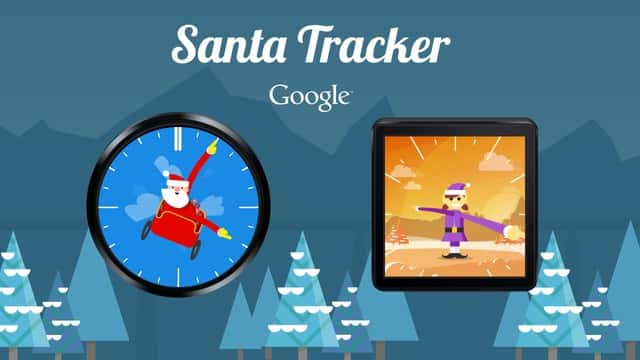 google updates its santa tracker app for the 2017 holidays android