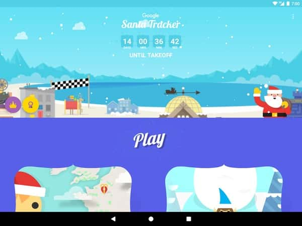 Santa Tracker Google Play Store Screenshot 09