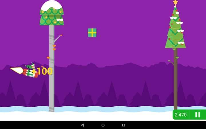 Santa Tracker Google Play Store Screenshot 15