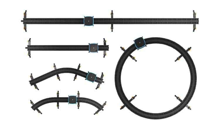 Trek Modular Camera Slider System From Dyno Electronics Press Material 01