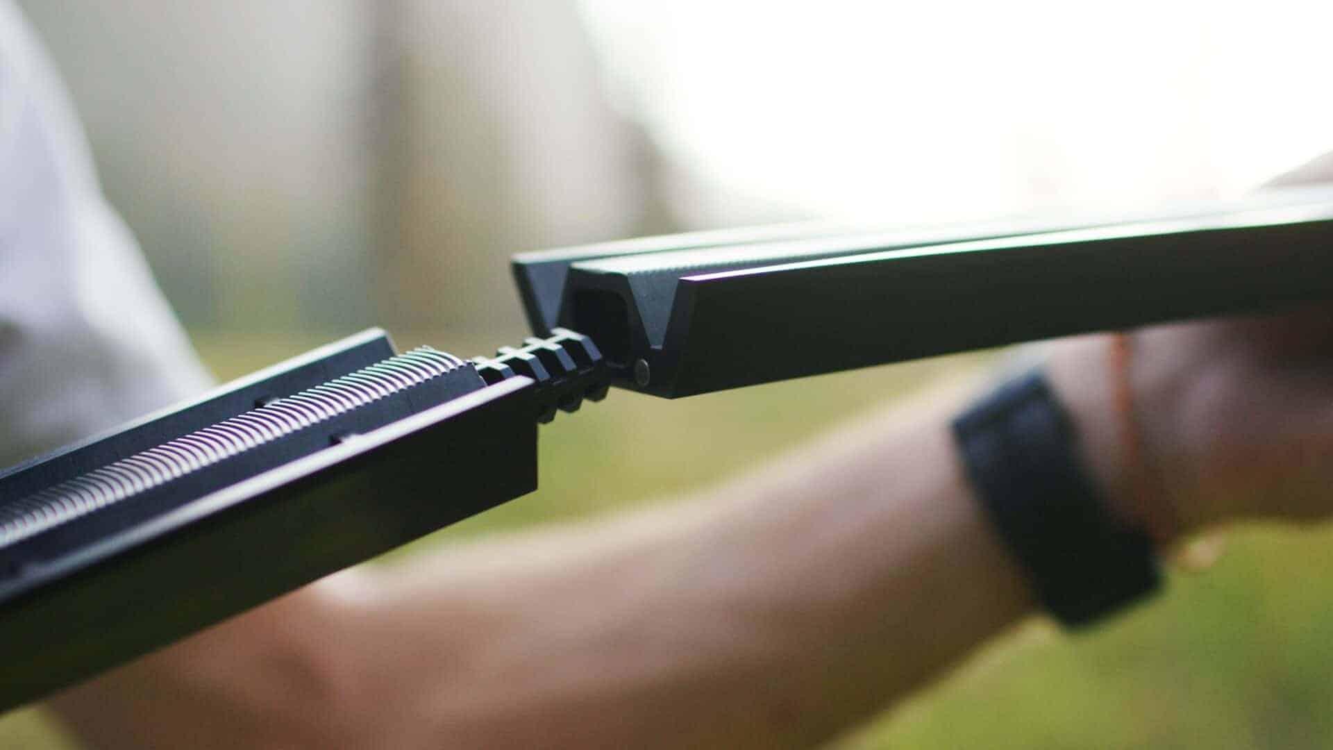 Trek Modular Camera Slider System From Dyno Electronics Press Material 09