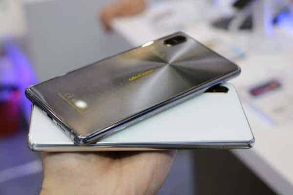 Ulefone MIX 3 Notebook Italia 5