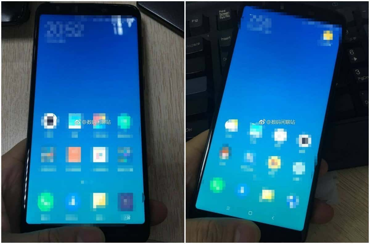 'Full-Screen' Xiaomi Redmi 5 Plus Leaks In Real Life Images | Androidheadlines.com