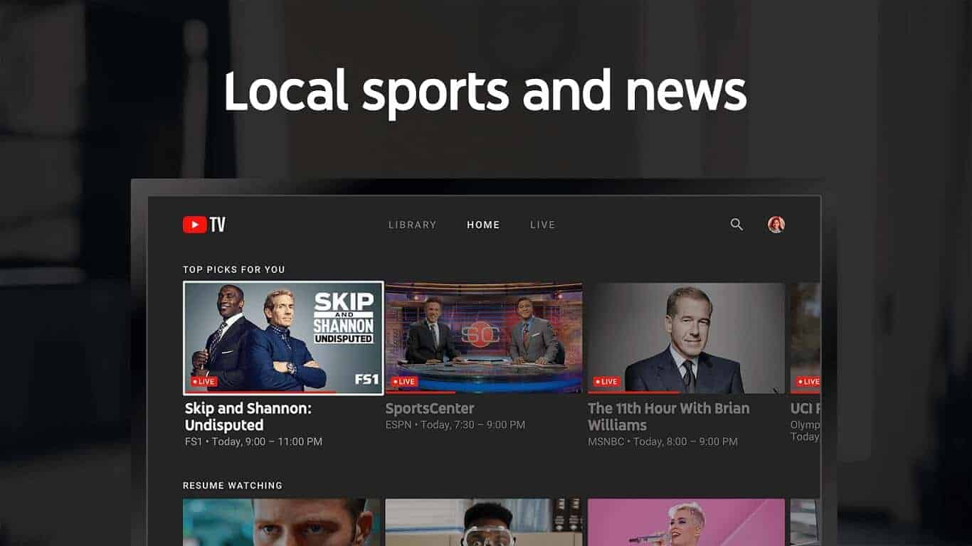 YouTube TV Android TV Play Store Screen 03 1
