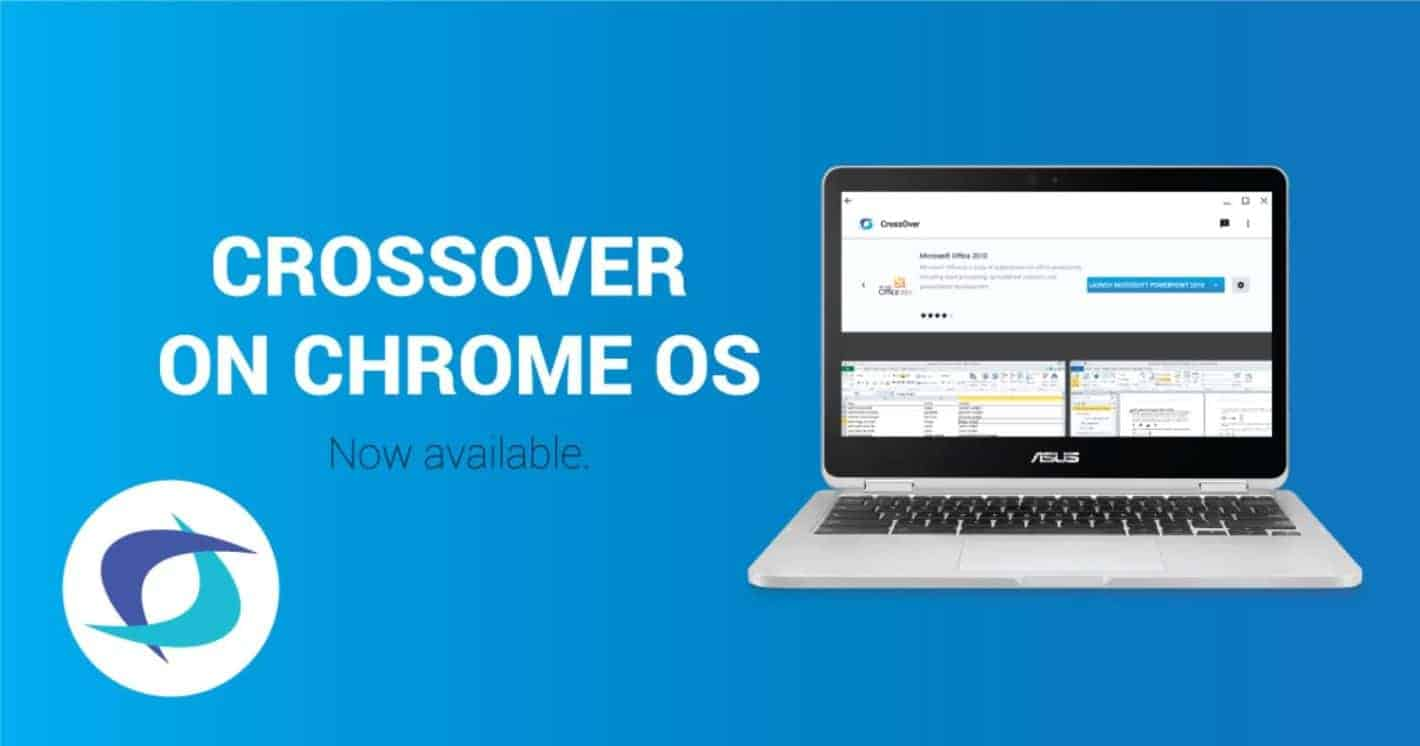 crossover chrome os from CodeWeavers