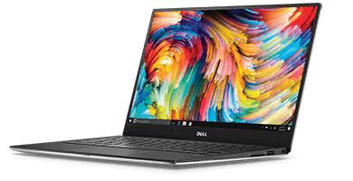 Dell XPS 13 (7th Gen Intel Core i5, 8GB RAM, 128GB SSD)