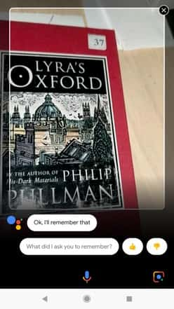 google lens remember this 1 from 9to5Google