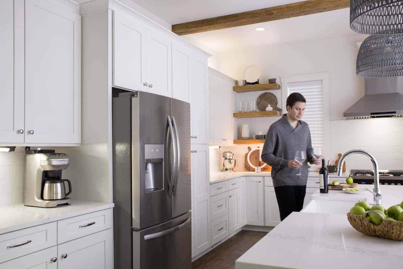 CbyGE Kitchen Recessed Can
