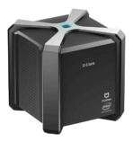 D Link AC2600 Wi Fi Router Powered by McAfee Side Right