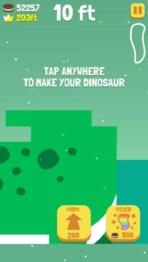 Dino Stack Screenshot 2