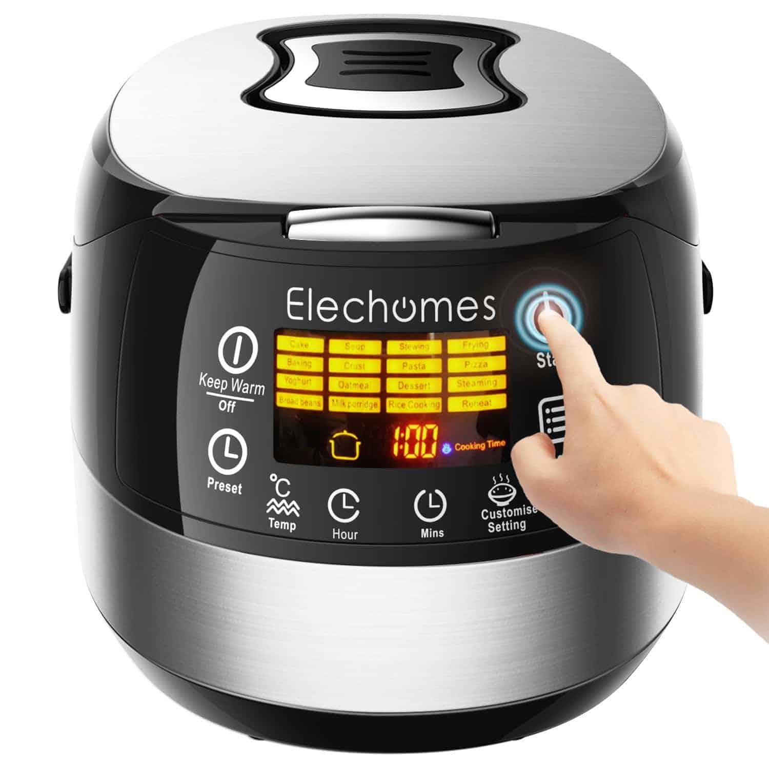 Sponsored Deals: Elechomes Rice Cooker, Dr. Meter's Products