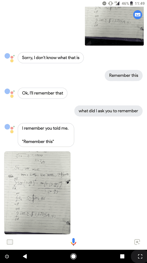 Google Lens Remember This Reddit