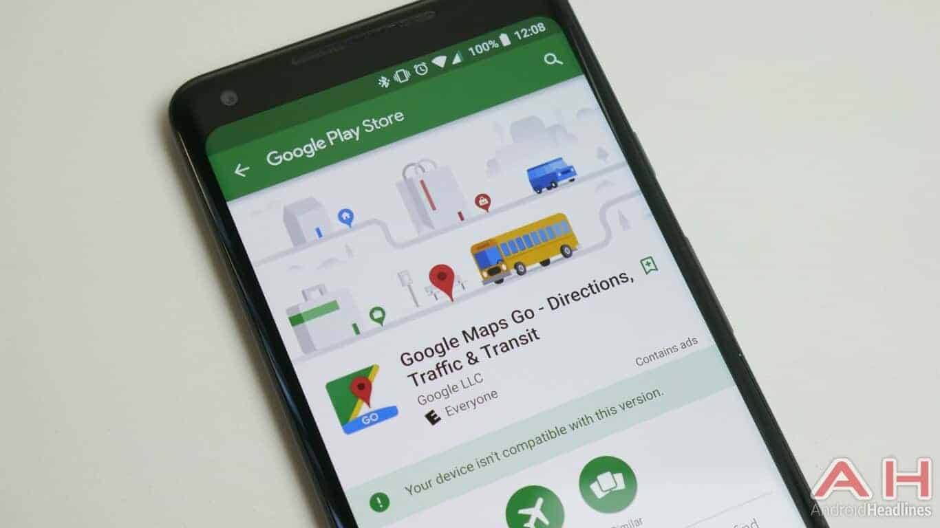 maps go android app now live on the google play store  - maps go android app now live on the google play store  androidheadlinescom