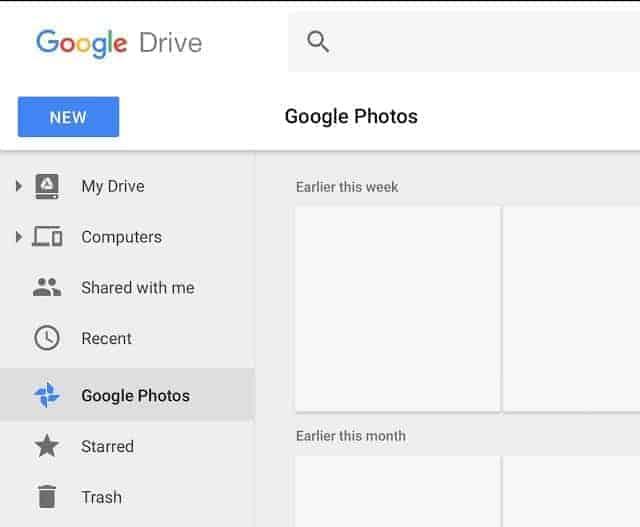 Google Drive Photos 1
