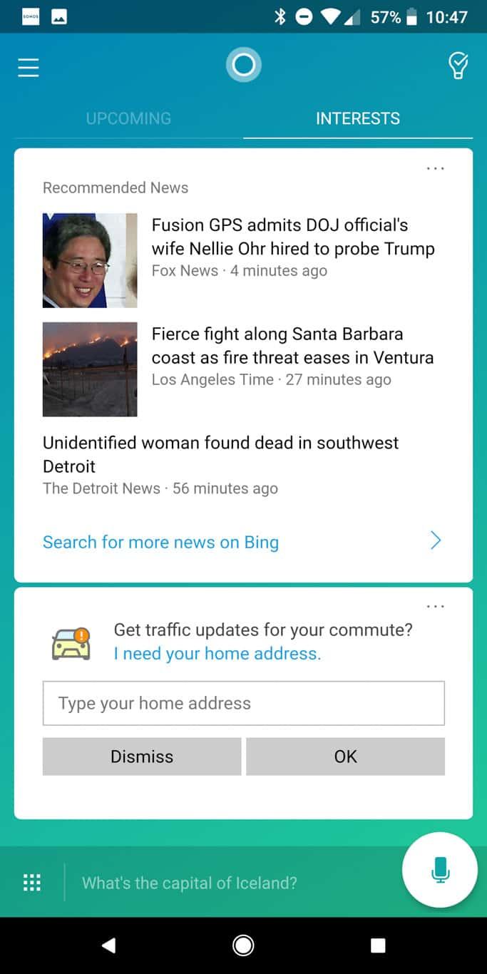 Harman Kardon Invoke Cortana Screenshots AM AH 104747
