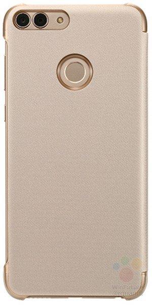 Huawei P Smart's Flip Case Leaks In Three Color Variants ...