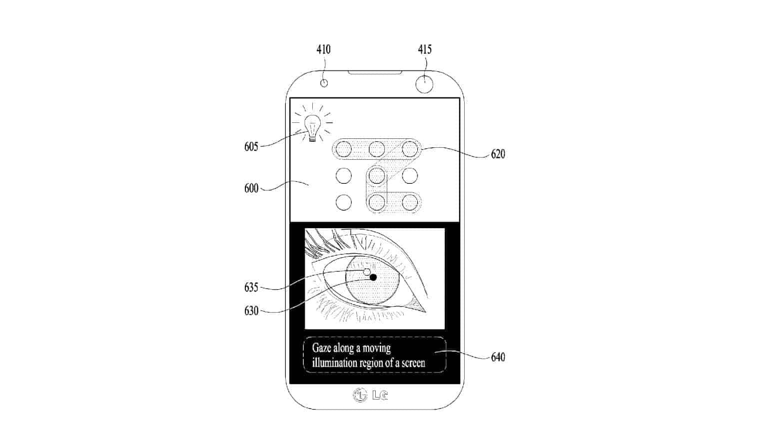 LG Iris WIPO Patent 5