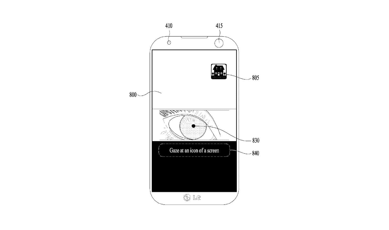 LG Iris WIPO Patent 7