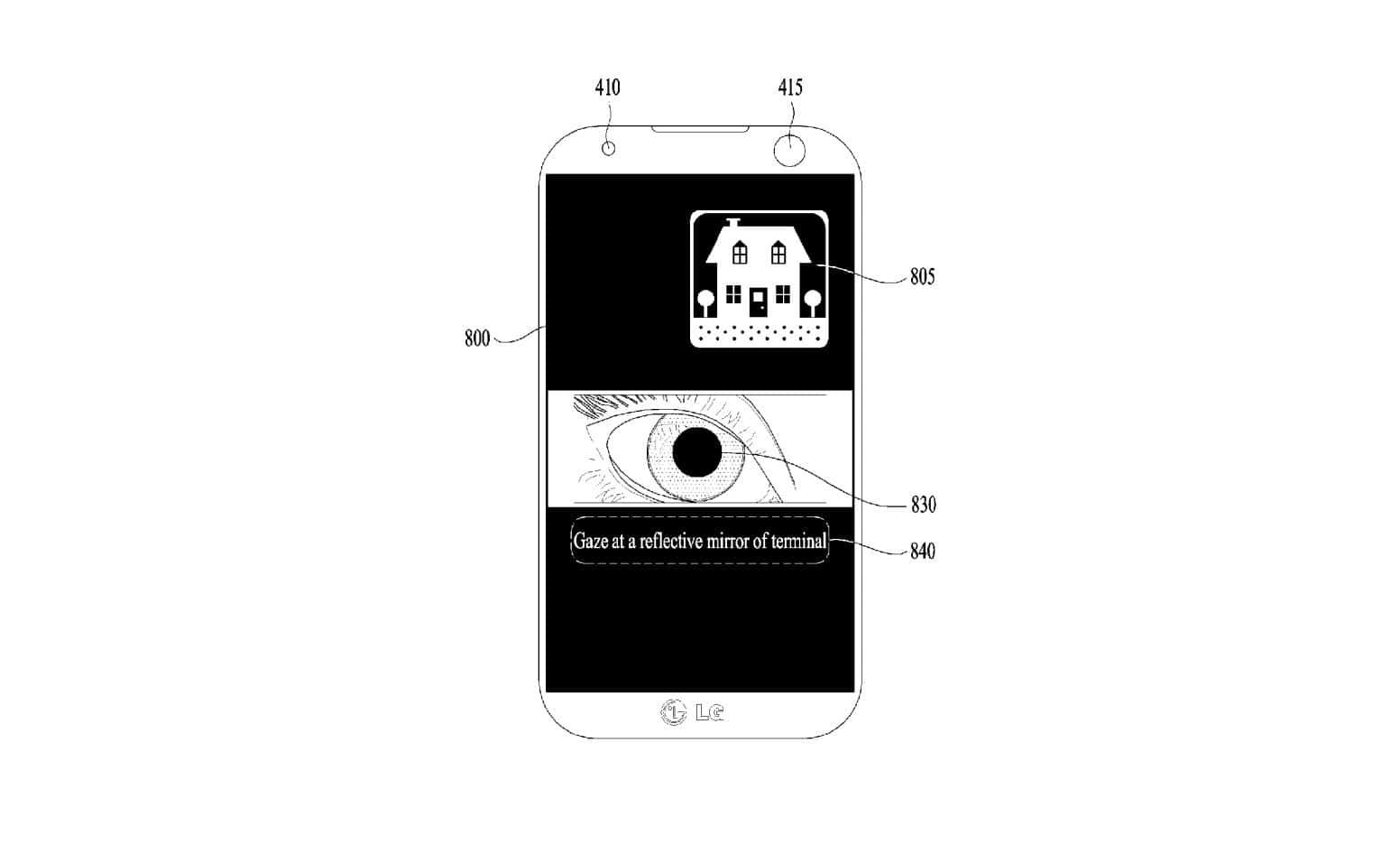 LG Iris WIPO Patent 9