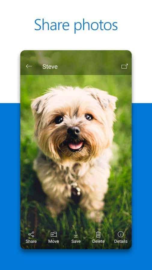 Microsoft OneDrive App 02